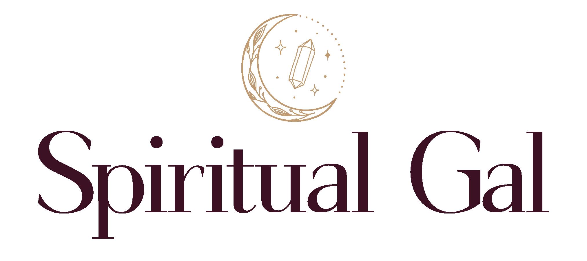 Spiritual Gal Logo